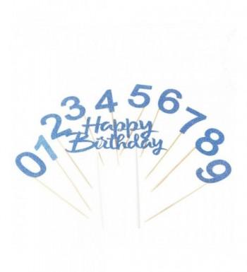 LVEUD birthday ornament Birthday 18th 21th 30th 40th 50th 60th 70th 80th 90th