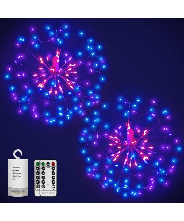 Digitblue Starburst Waterproof Christmas Decoration