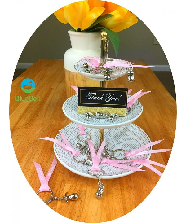 Shower Keychain Ribbons Favors units