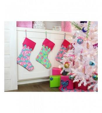 New Trendy Christmas Stockings & Holders On Sale