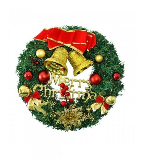 Fanng Christmas Wreaths Handmade Garlands