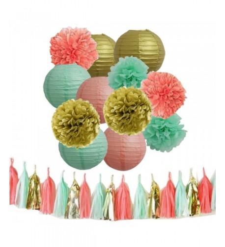 Lanterns Birthday Celebration Festival Decoration