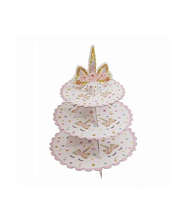 TableRe Unicorn Cardboard Cupcake Birthday