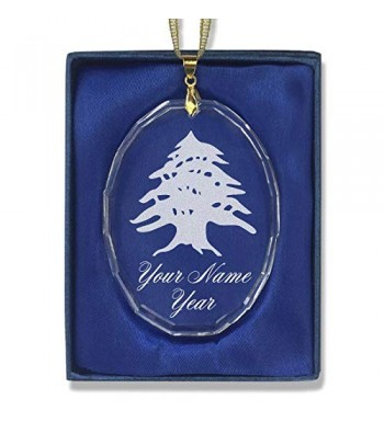 SkunkWerkz Christmas Ornament Personalized Engraving