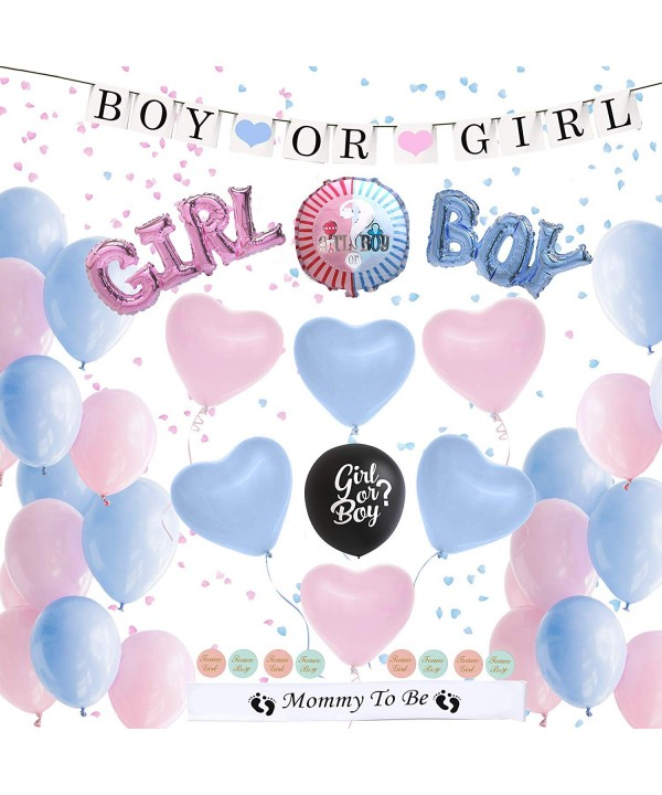 Supplies Confetti Balloons Decorations Pregnant
