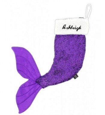 Midwest CBK Personalized Embroidered Mermaid Stocking