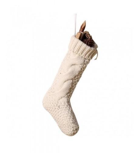 Christmas Woolen Stockings Decoration Ornament