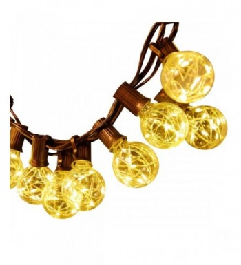 Waterproof Outdoor Globe String Lights