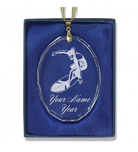 Christmas Ornament Personalized Engraving Included