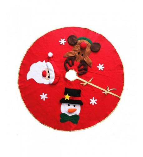 Tinksky Christmas Snowman Ornaments Decoration