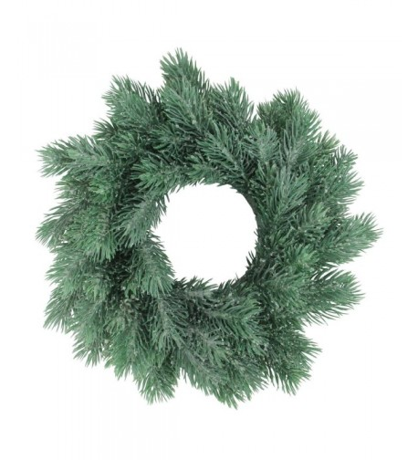 Northlight Frosted Decorative Christmas Wreath