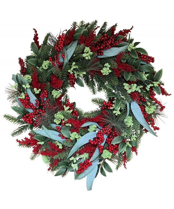 Wreath Depot Evergreen Designer Christmas