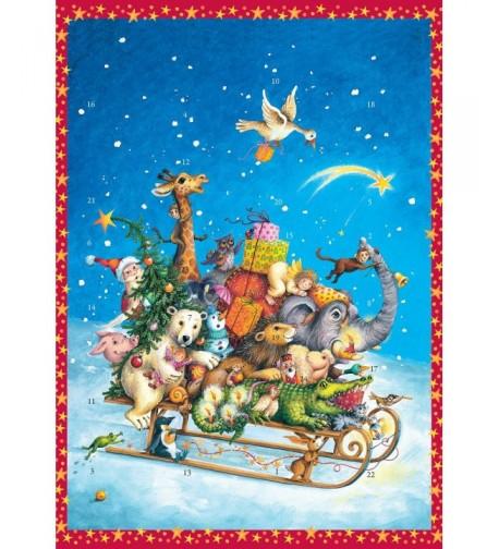 Coppenrath Unique Traditional Christmas Calendar