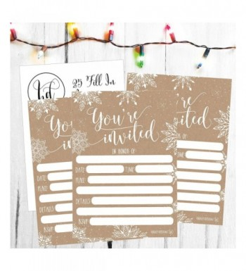 Cheapest Family Christmas Party Invitations Online