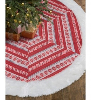 Cheap Real Christmas Tree Skirts Outlet