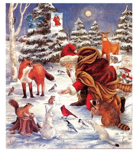 Christmas Advent Calendar Surprise Countdown