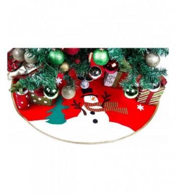 Jolly Christmas Tree Skirt Decorations