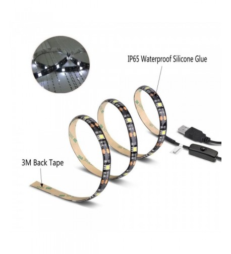 Trenztek Lighting Backlight Waterproof Flexible