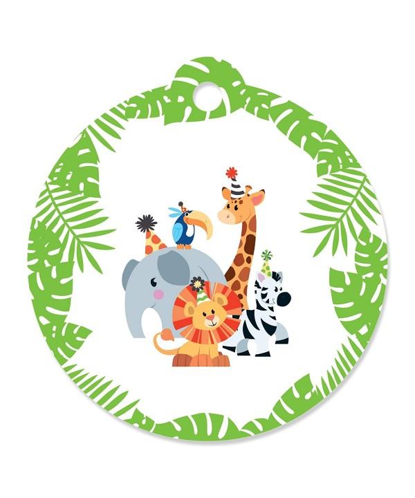 Jungle Party Animals Safari Birthday