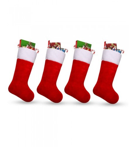 Ivenf Christmas Stockings Mercerized Decorations