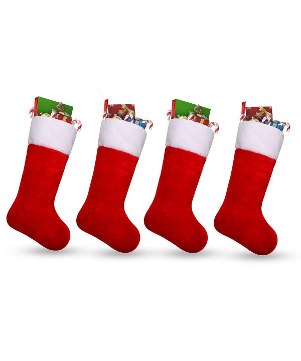 Ivenf Christmas Stockings Mercerized Decorations