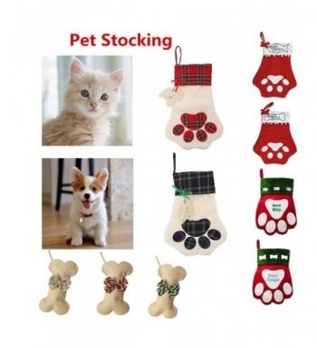 Mrwan Christmas Stocking Personalized Puppy