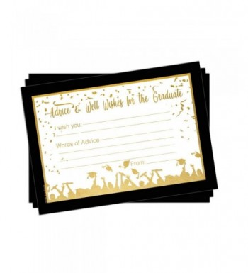 Graduation Advice Cards Graduate Invitations