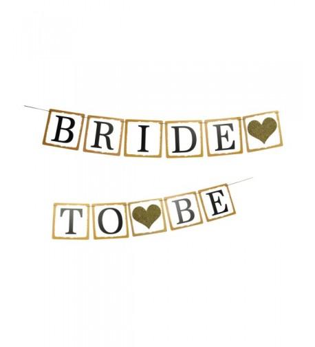 Bridal Shower Bride Banner Bachelorette