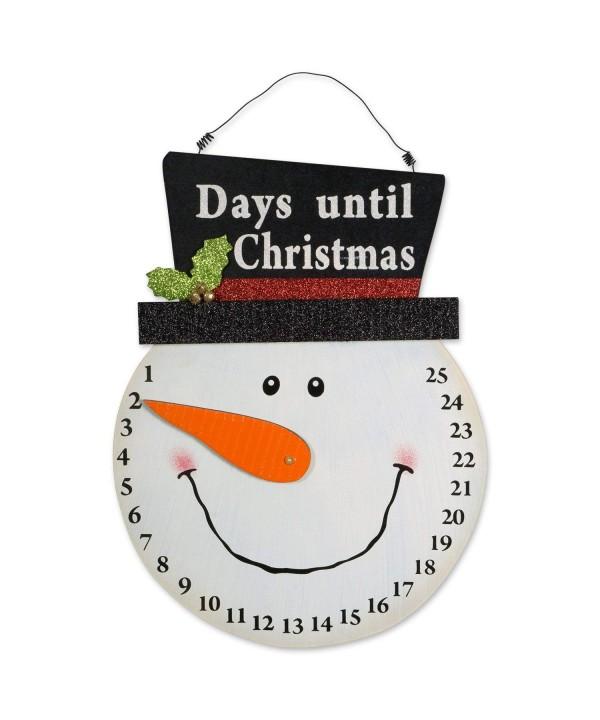 DII Outdoor Calendar Holidays Decoration