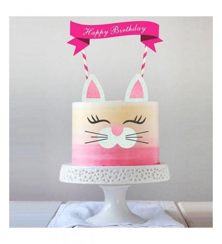 Handmade Topper Decoration Shower Birthday
