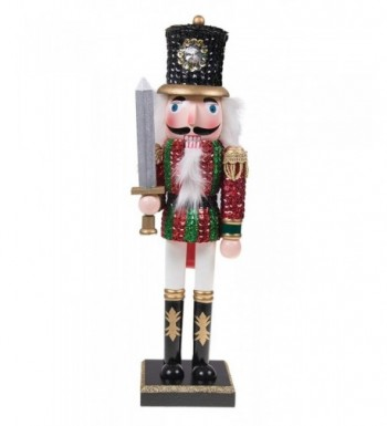 Clever Creations Traditional Nutcracker Christmas