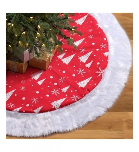 Coogam Inch Christmas Tree Skirt