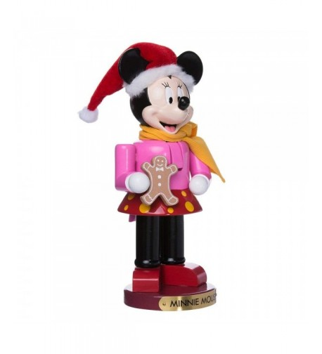 Kurt Adler Minnie Mouse Nutcracker