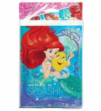 American Greetings Little Mermaid Thank You