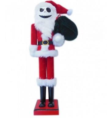 Jack Skellington Santa Suit Nutcracker