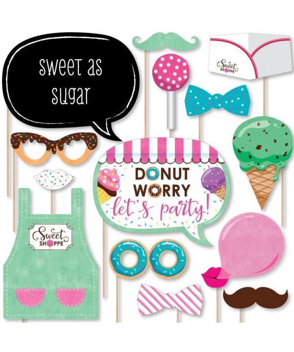Big Dot Happiness Sweet Shoppe
