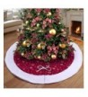 Maycool Christmas Skirts Snowflake Decorations