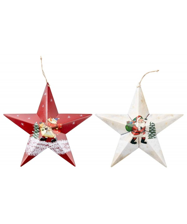 Juvale Christmas Wall Ornament Decoration