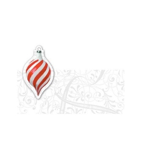 White Winter Christmas Placecards Pack