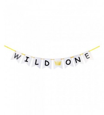 INNORU Wild One Banner Decoration