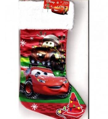 Disney Cars Printed Christmas Stocking