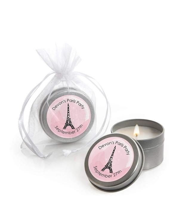 Custom Paris Ooh Personalized Birthday