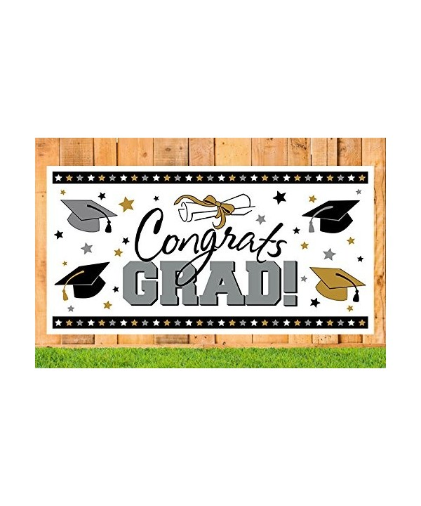 Graduation Party Supplies 2018 Banner