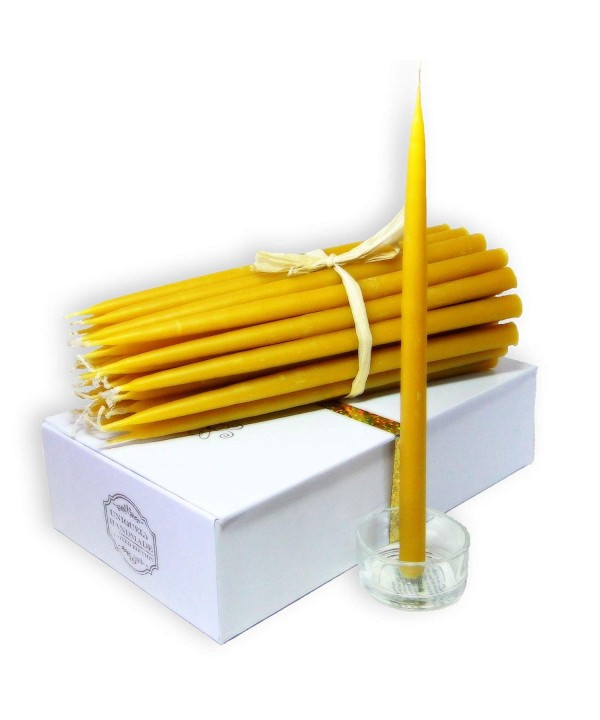 BCandle Beeswax 2 hour Candles Organic