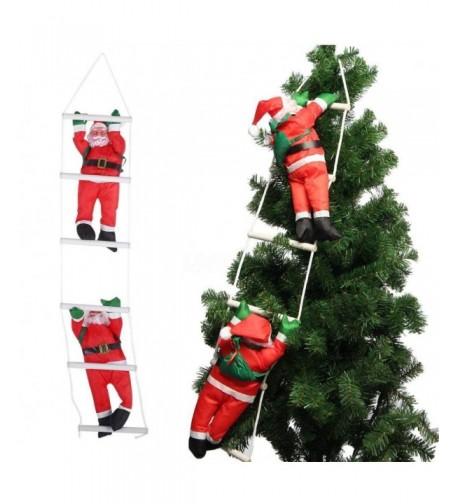 Yosoo Climbing Christmas Ornament Decoration