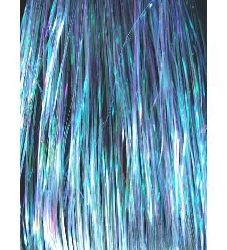 Iridescent Laser Shimmer Tinsel Icicles