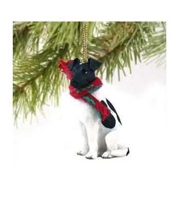 Fox Terrier Miniature Dog Ornament