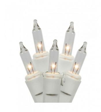 Mainstays 100 Clear mini lights