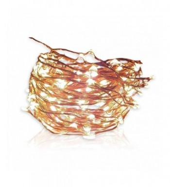 Starry Lights Copper String Qualizzi