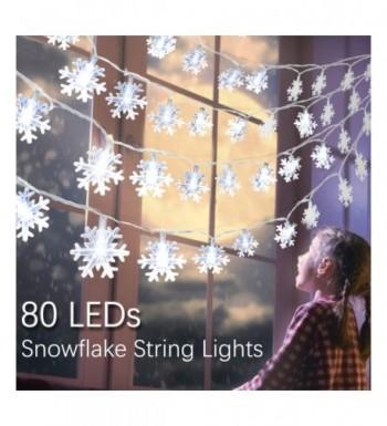 bangcool Snowflake Waterproof Decorations Thanksgiving